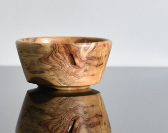 Poplar wood Bowl