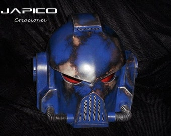 Helmet Space Marine- Warhammer 40K
