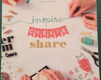 2014/2015 Stampin' Up Idea Book