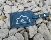 Luggage Tag-OnTheMtn Hike