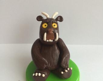 Gruffalo Clay Cake Topper