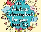 ABC Adult(ish) Colouringbook