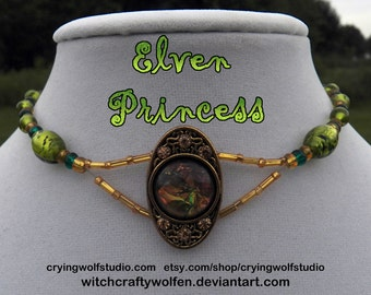 Elven Princess Neck Wrap