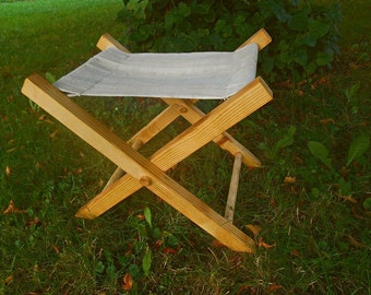 Medieval Folding chair - faldistorium