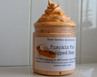 The Ultimate Pumpkin Pie Whipped Soap>Real Pumpkin Pieces>Pumpkin Oil>Pumpkin Powder>Creamy Decadent Pumpkin Pie>Fall>Halloween>Holiday shop