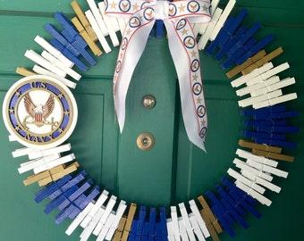 U.S. Navy Wreath