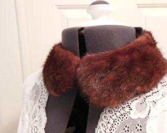 Sale! Vintage Fur Collar