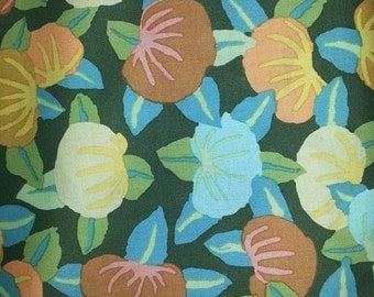 Kaffe Fassett Westminster Persimmon Fabric, Cotton Woven, 1/2 yd