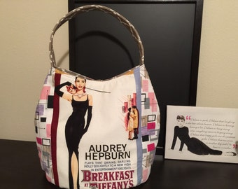 Breakfast at Tiffany's handbag