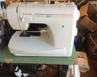 SINGER used sewing machine model 2932