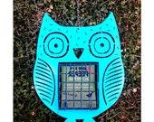 Bird Feeder - suet, garden art bird feeder