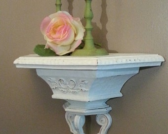 Vintage Shabby Chic Shelf