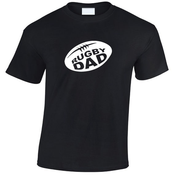 Rugby Dad T-Shirt Rugby World Cup Six Nations Canada Cup T-Shirt Gift present for Men Women & Children