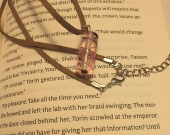Kaylee Firefly Inspired Necklace