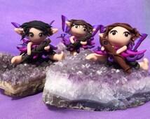 Mini Fairies Guardians of Crystal©