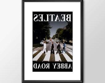 Abbey Road  - Beatles Tribute - PRINTED - BUY 2 Get 1 FREE