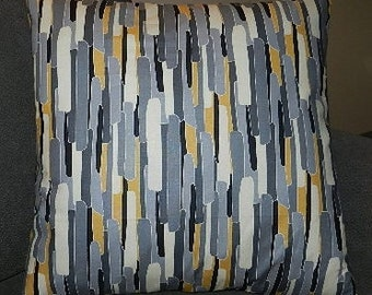 7 Sizes Available - Abstract Nomad  Pillow Cover, Sham, Throw Pillow, Cushion, Decorative Pillow