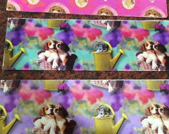Puppies and Kittens Wrapping Paper