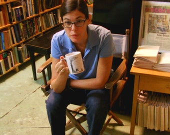 Caffeinated Classics: Jane Eyre Literary Book Mug