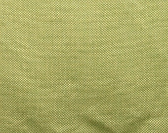 """Italian Linen Blend by the yard - """"Amarcord"""" Spring Green Bird's Eye - Great for Bias Cut - Also Available in Other Colors"""
