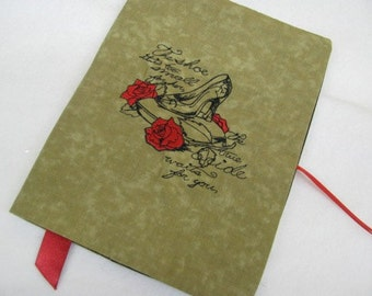 Fairy Tale Collection - Cinderella Journal, Diary, Notebook Cover - BOOK INCLUDED