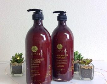 Awapuhi Ginger Shampoo & Conditioner Duo