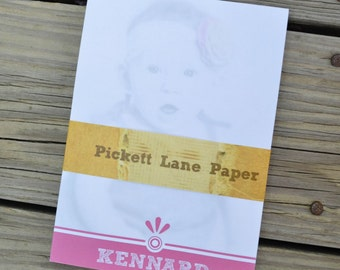 The Pic Pad - Photo Note Pad, Personalized Custom Note Pad