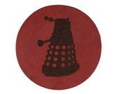 Dalek (Doctor Who) Drink Coaster