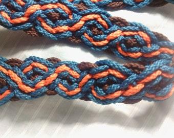 hand woven ring belt