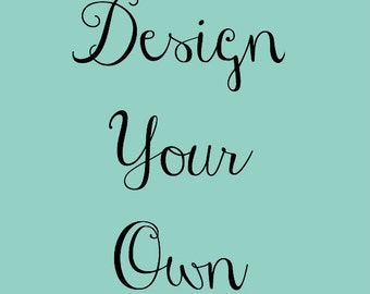 Wall Hanging - Design Your Own