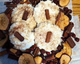1/2Lb of primitive,Grubby,Rustic Cookie Tarts your choice of scent
