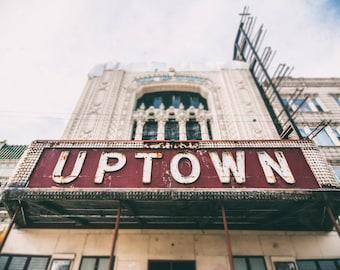 Uptown - Photographic Print