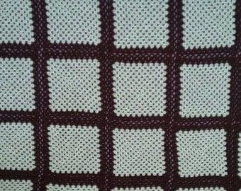 Retro Woolen Plaid