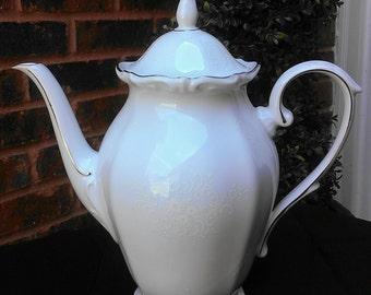 Antique German Tea Pot