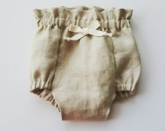 Paper bag bloomers