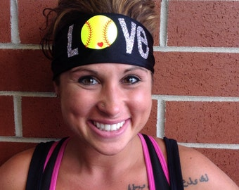 Softball Love Headband -StayBand