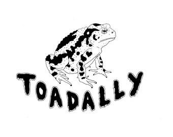 Toadally Tee