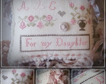 For my Daughter / Cross stitch pattern