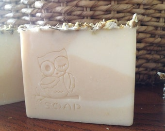Yellow Chamomile Cold Process Soap