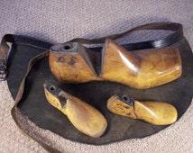 Vintage Cobblers Shoe Form Collection
