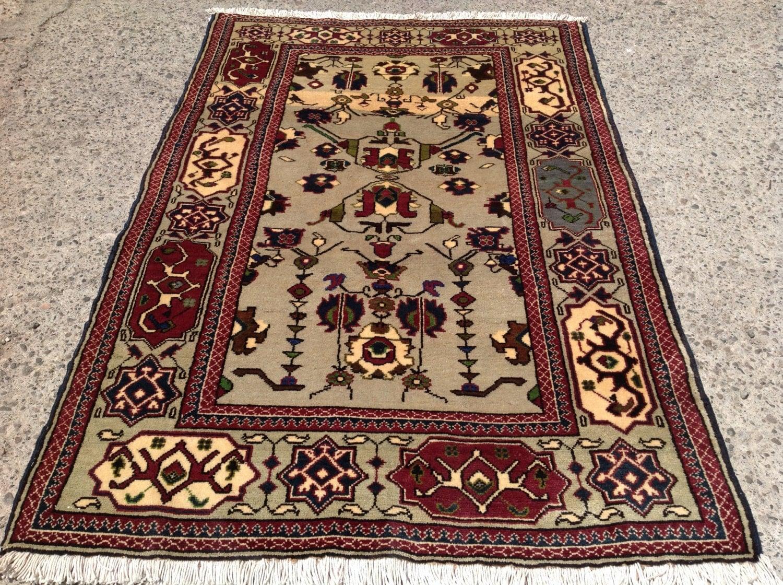 Teppich Area Rug Vintage Teppich traditionelle von PocoVintage