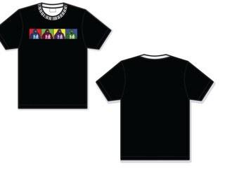 Donkey Kong Warhol inspired shirt Strip XL