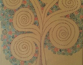 """Klimt Tree """"Sommer"""""""