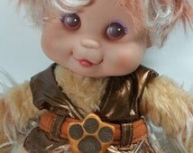 Vintage 1985 Wonder Whims Doll