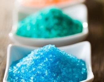 Organic Sea Salt Body Scrub-4 ounce