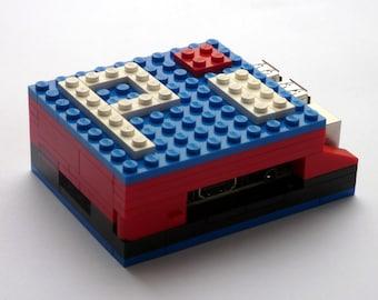Raspberry Pi 2 Lego® Case