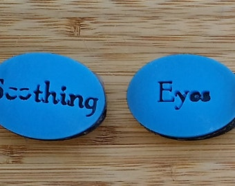 Soothing Eyes™ - Reusable Blue Eye Covers