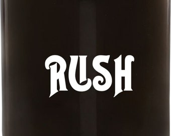 Rush Black Canned beverage holder