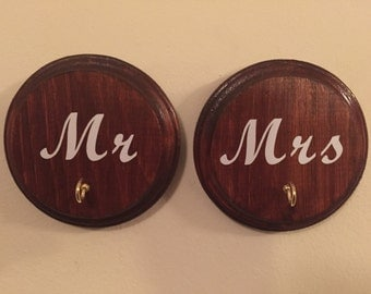 Mr and Mrs Key Holders