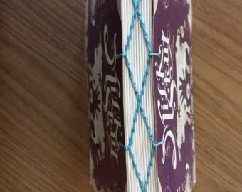 Milk Stout Beer Book, Handbound Coptic Stitch Journal, Sketchbook